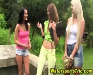 Goldenshower Skanks Toy - scene 4