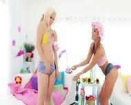 Trio Girlsongirls Having Fun - scene 2