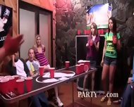 College Groupsex Havingsex At The Party - scene 2