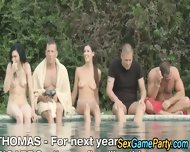 Group Suck And Fuck Teens - scene 10