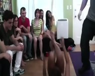 Group Of Young People Erotica On College - scene 5
