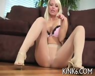 Pussy Show In Pantyhose - scene 10