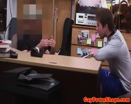 Pawnshop Straight In Gay Agreement - scene 8