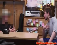 Pawnshop Straight In Gay Agreement - scene 11