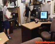 Pawnshop Straight In Gay Agreement - scene 3