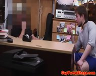 Pawnshop Straight In Gay Agreement - scene 4