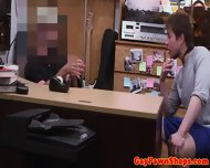 Pawnshop Straight In Gay Agreement - scene 5