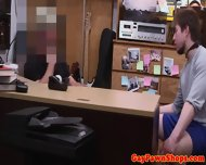 Pawnshop Straight In Gay Agreement - scene 6