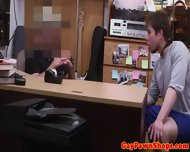 Pawnshop Straight In Gay Agreement - scene 7