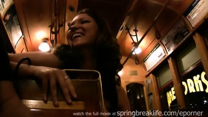 Hot Coeds On A Trolley - scene 2