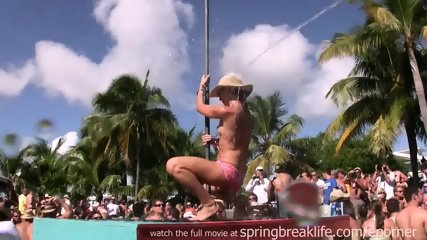 Topless Pool Party - scene 6