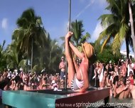 Pool Party Wet T-shirt Contest - scene 2