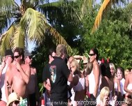 Pool Party Wet T-shirt Contest - scene 4