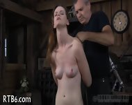 Lusty Collaring For Sweet Babe - scene 10