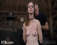 Lusty Collaring For Sweet Babe - scene 11