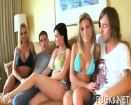 Saucy And Wild Orgy - scene 7