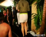 Explicit And Wild Club Pleasuring - scene 9