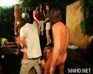 Explicit And Wild Club Pleasuring - scene 10
