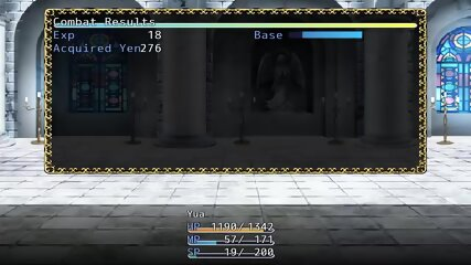 Abyss Parallel World Girl Part 4 The first boss