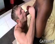 Huge Throbbing Cock - scene 6