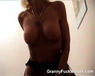 Hardcore Kinky Granny Sex - scene 12