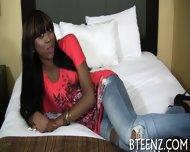 Ebony Gal Is Satisfied To Maximum - scene 2