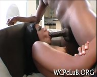 Ebony Cutie Is Fucked - scene 5