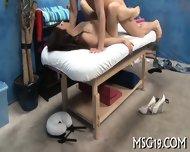Blondie Banged In A Massage Room - scene 12