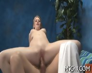 Playful Gal Banged Gets A Facial - scene 12