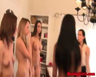 College Hazing Party Babes Flash Flesh - scene 2