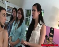 College Hazing Party Babes Flash Flesh - scene 7
