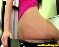 Piss Lover In High Heels Getting Messy - scene 6