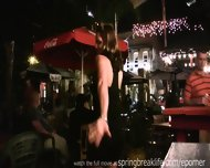 Hot Latinas On The Town - scene 9