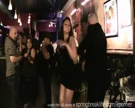 Hot Latinas On The Town - scene 12