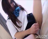 Girl Giving Nice Fellatio - scene 5