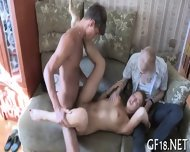 Riding On A Thick Pecker - scene 1