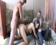 Riding On A Thick Pecker - scene 6