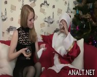 Sampling Beautys Luscious Anal Canal - scene 2