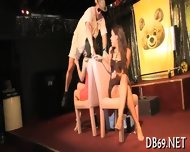 Spectator Babes Are Full Of Lusty Needs - scene 9