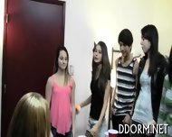 Naughty Group Screwing - scene 7