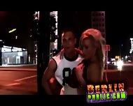 Intense Public Fucking German Couple - scene 3