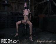 Prodding Beauty's Tight Butt Hole - scene 11