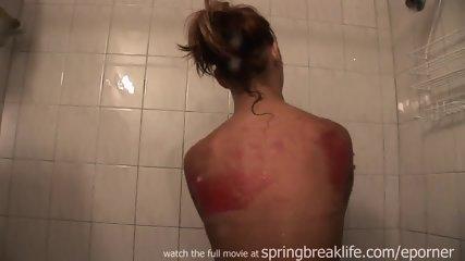 Rinsing Off The Body Paint - scene 7