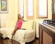 Attractive Blonde Banged In Ass - scene 1