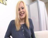 Blonde Girl Enjoys Sex Fun - scene 3