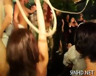 Ultra Wet Club Partying - scene 1