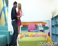 Hot Chick Bends To Get Fucked Hard - scene 2