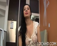 Big Hard Dong For A Naughty Cutie - scene 5