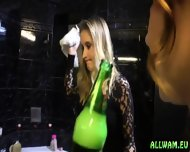 Fully Clothed Babes Having A Crazy Time - scene 3