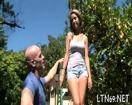 Lusty And Wild Blowjob - scene 6